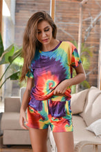 Load image into Gallery viewer, Women's Bold Tie-dye Set