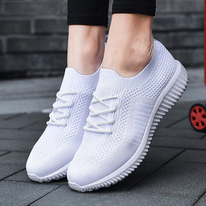 Women's Breathable Mesh Casual Shoes
