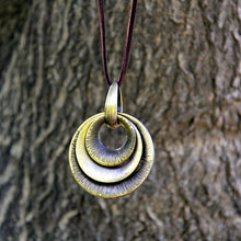 Load image into Gallery viewer, Circle Pendants Necklace - Omigod, Dibs!™