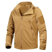 Load image into Gallery viewer, Men's Windbreaker Jacket