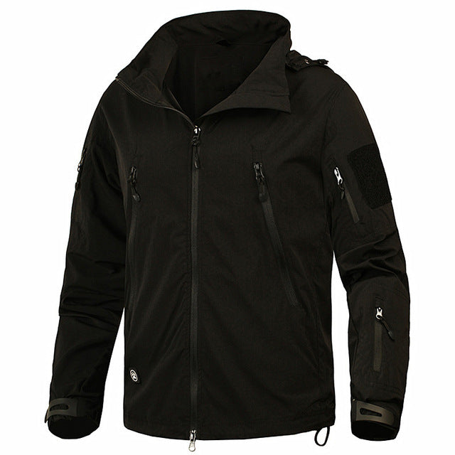 Mege Knight Brand Men's Windbreaker Jacket