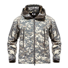 Load image into Gallery viewer, TACVASEN Men's Tactical Waterproof Jacket