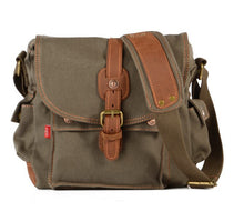Load image into Gallery viewer, Augur Canvas Crossbody Bag - Omigod, Dibs!™