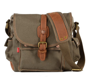 Augur Canvas Crossbody Bag - Omigod, Dibs!™