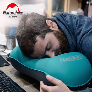NatureHike Inflatable Travel Pillow - Omigod, Dibs!™