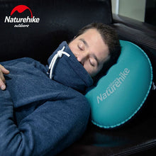 Load image into Gallery viewer, NatureHike Inflatable Travel Pillow - Omigod, Dibs!™