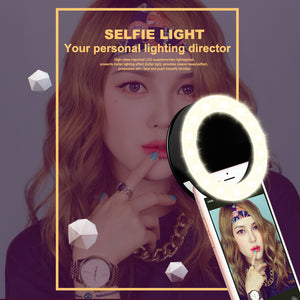 RK14 Selfie Light Ring