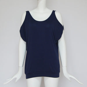 Women's Loose Off Shoulder T-Shirt