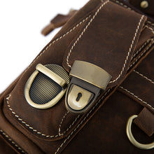 Load image into Gallery viewer, MVA Genuine Leather Messenger Bag - Omigod, Dibs!™