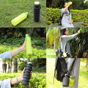 TEENRA Collapsible Water Bottle