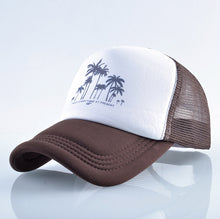 Load image into Gallery viewer, Palms Snapback Mesh Baseball Cap - Omigod, Dibs!™