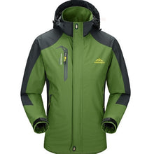 Charger l'image dans la galerie, Mountainskin Men's Soft Shell Jacket - Omigod, Dibs!™