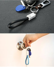 Load image into Gallery viewer, FLOVEME Portable Keychain USB Cable - Omigod, Dibs!™