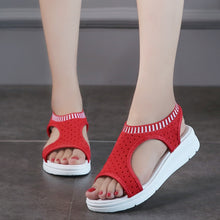 Load image into Gallery viewer, Women's Breathable Comfort Sandals