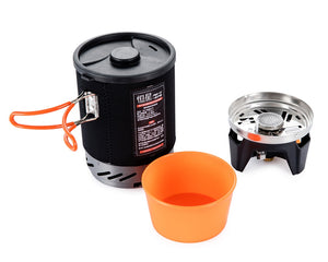 Fire-Maple  Fixed Star Personal Camping Cooking System - Omigod, Dibs!™