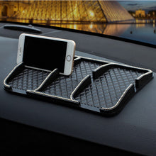 Load image into Gallery viewer, Dashboard Non-Slip Mat with Rhinestone Crystal Accent