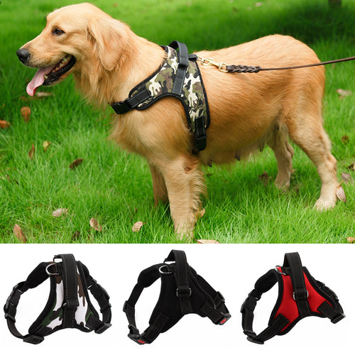 High Quality Comfortable Mesh Pet Harness