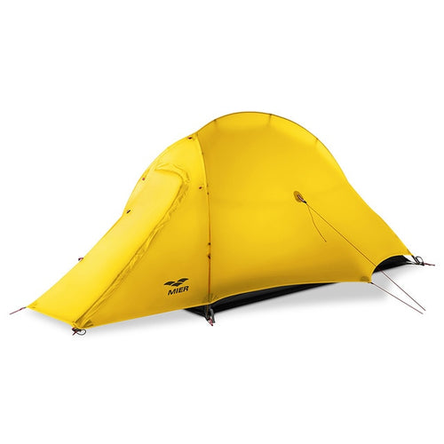 MIER 1-2 Person 3-4 Season Waterproof Camping Tent - Omigod, Dibs!™