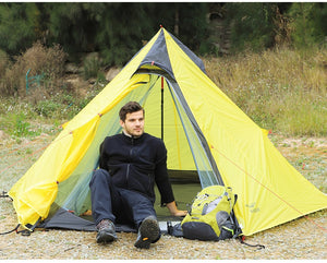 MIER 2-3 Person 3-Season Ultralight Outdoor Waterproof Pyramid Tent - Omigod, Dibs!™