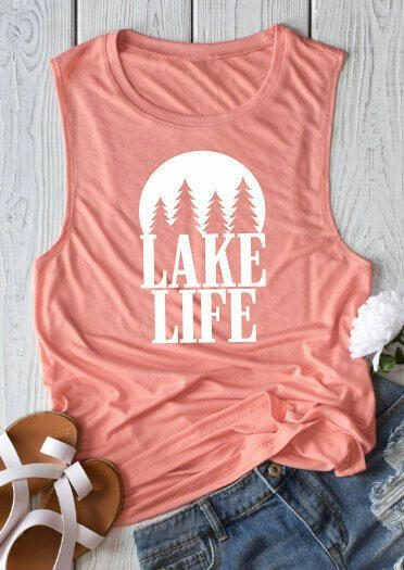 Lake Life Tank Top - Omigod, Dibs!™