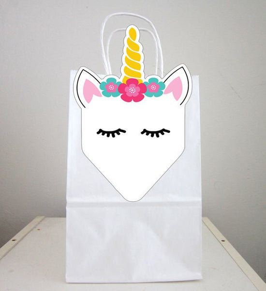 Unicorn Goody Bags, Unicorn Party Bags, Unicorn Favor Bags, Unicorn Party, Unicorn Birthday