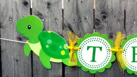 Turtle Favor Tags, Turtle Favors, Turtle Baby Shower, Turtle Birthday, Turtle Party, Boy Turtle Favor Tags - Under the Sea Favor Tags