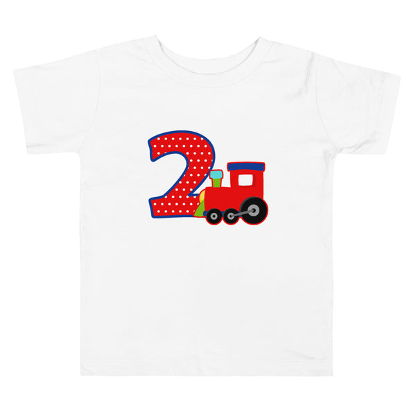 Train Shirt, Train Birthday Shirt, 2nd Birthday Train Shirt, Train Party, Train Birthday, Train Party Shirt