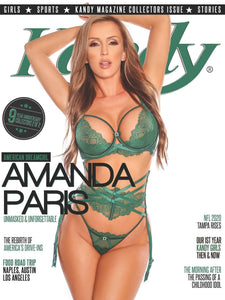 KANDY Magazine 1 Year Print Subscription