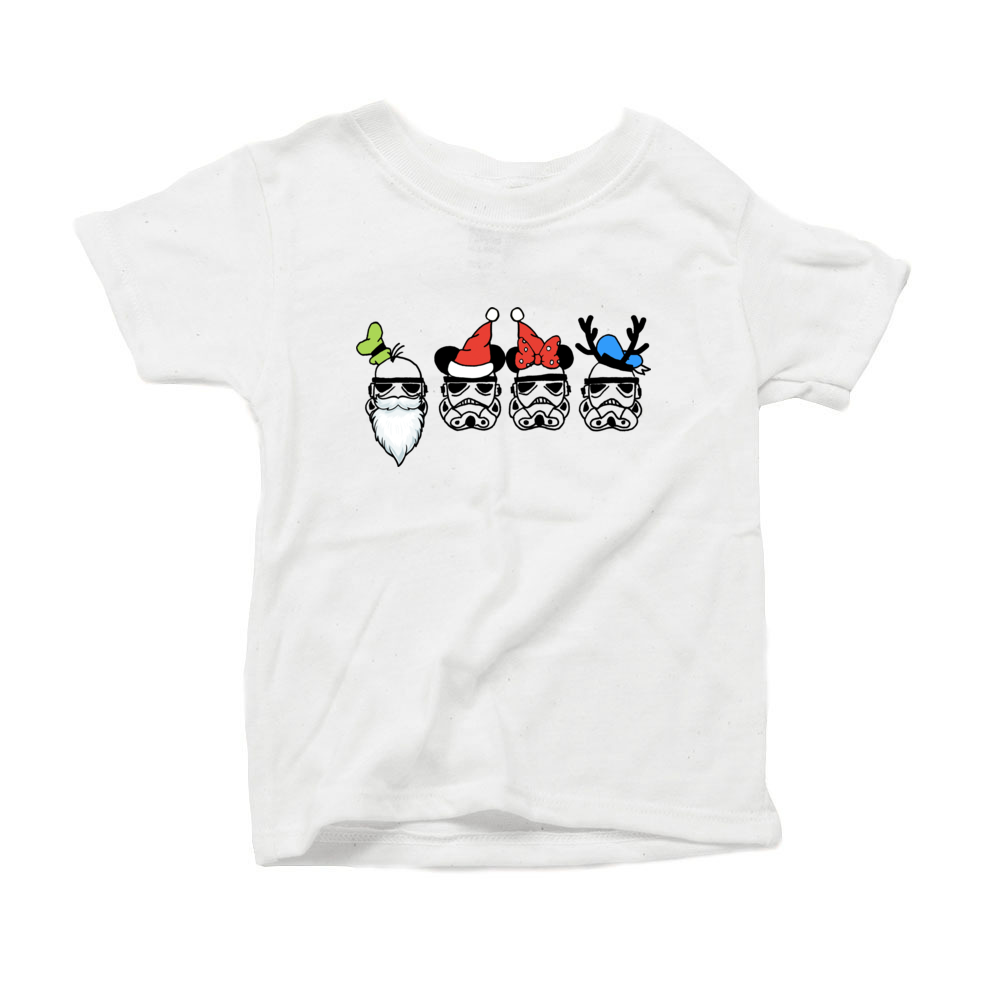 Christmas Squad Toddler Tee