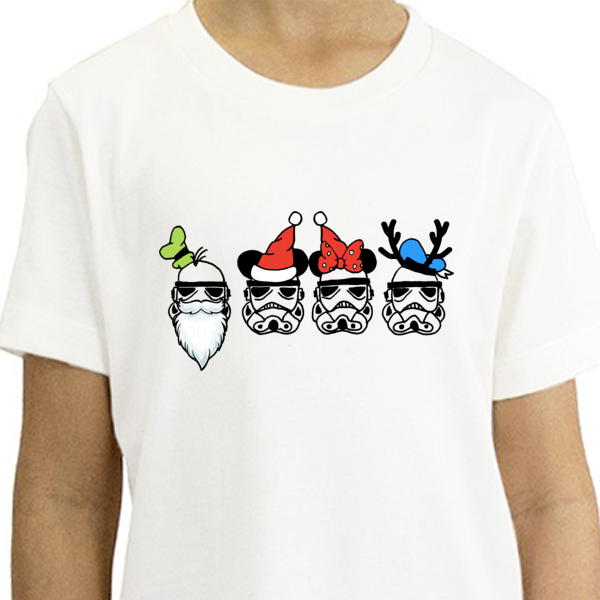 Christmas Squad Youth Tee