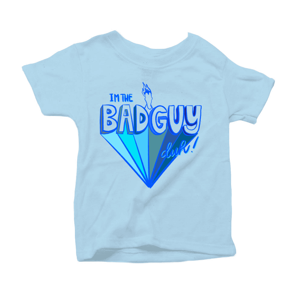 Bad Guy - Hades Toddler Tee