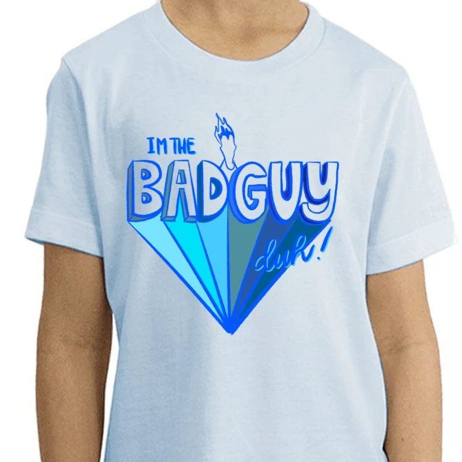 Bad Guy - Hades Youth Tee