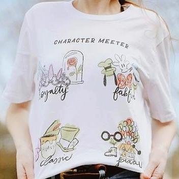 Character Meeter - Autograph Youth Tee