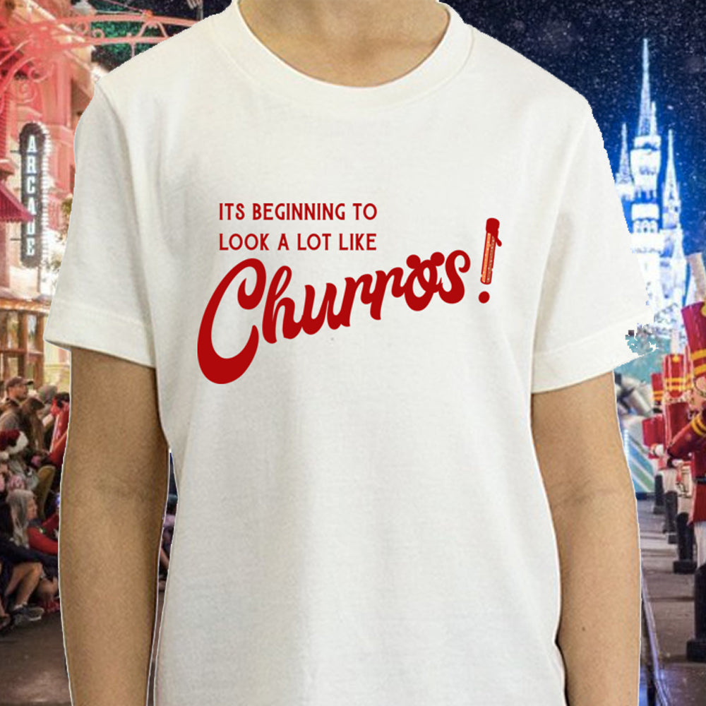 Churro Christmas Toddler Tee