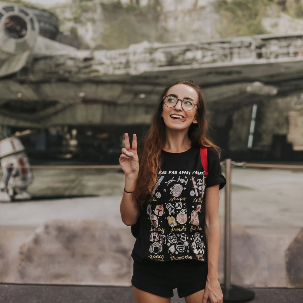Galaxy Far Far Away Fanatic