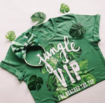 Jungle VIP Toddler Tee