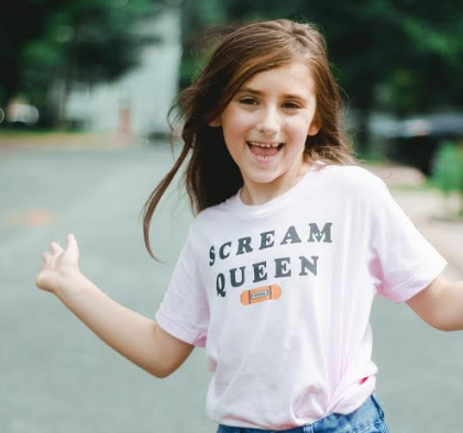 Scream Queen Youth Tee