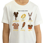 Crazy Snack Eater Youth Tee