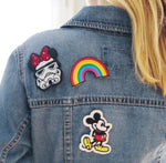 Minnie Trooper Patch