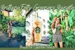 Greenery Preset Bundle