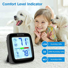 Load image into Gallery viewer, SMARTRO SC42 Professional Digital Hygrometer Indoor Thermometer Room Humidity Gauge & Pro Accuracy Calibration
