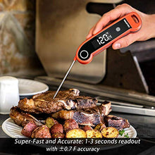 Load image into Gallery viewer, SMARTRO ST49 Professional Thermocouple Meat Thermometer