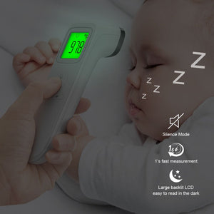 SMARTRO Forehead Thermometer for Fever, Non-Contact
