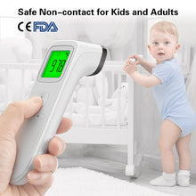 Load image into Gallery viewer, SMARTRO Forehead Thermometer for Fever, Non-Contact