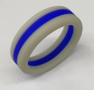 5 Silicone Rings - campfiredeals