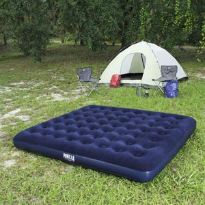 Camping Mat With Pump - campfiredeals