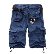 Load image into Gallery viewer, Military Cargo Shorts - campfiredeals