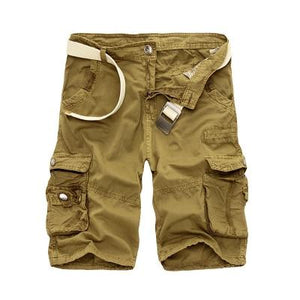 Military Cargo Shorts - campfiredeals