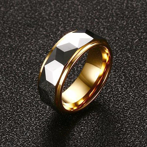 Multi-Faceted Prism Ring - campfiredeals