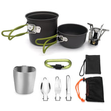 Load image into Gallery viewer, Portable Cookware Set - campfiredeals